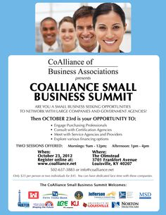 6th Annual CoAlliance Small Business Summit