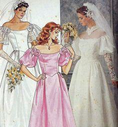 Butterick Bridal Pattern