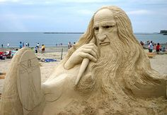 Astounding Sand Art!