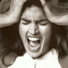 Image result for angry cindy crawford