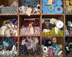 Fabrics, Burel Factory in Manteigas | via @PortugalConfidential #CentroPT #Portugal