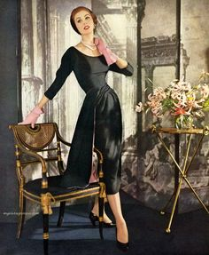 Remembering Suzy Parker on her birthday (October 28, 1932 – May...