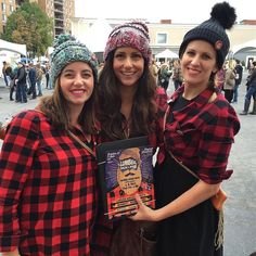 Your next local #craftbeer fest experience is just a few weeks away! #Repost @quintevation  #QuinteCraft with Lumber Jack and Jane #craftbeer fest girls coming Oct 22 http://ift.tt/2cTW8y5 #princeedwardcounty #bayofquinte #quintevation
