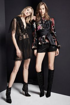 The complete Zuhair Murad Fall 2019 Ready-to-Wear fashion show now on Vogue Runway. Zuhair Murad, Couture Fashion, Runway Fashion, Fashion Outfits, Womens Fashion, Fashion Trends, Paris Fashion, Fashion Over 50, High Fashion