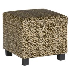 I pinned this Susanne Storage Ottoman from the Wild & Clear event at Joss and Main!
