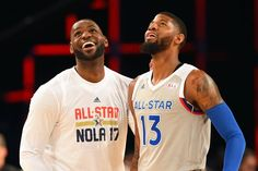 Paul George has been selected to replace DeMarcus Cousins in the All-Star Game.   I personally thought it should've been Lou Will but PG is also a fine choice. Going to be quite interesting to see Lebron and PG play in the same all-star team again like previous years.   -BTJelo