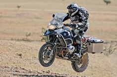 Touratech Beemer in the Air. Enduro Motorcycle, Motorcycle Camping, Motorcycle Style, Motorcycle Adventure, Moto Bike, Gs 1200 Adventure, Off Road Adventure, Bmw Motorbikes, Bmw Motorcycles