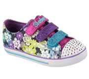 Buy SKECHERS Girls' Twinkle Toes: Chit Chat - Glint and Gleam Light-Up Shoes only $47.00