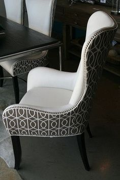 Denmark Arm Chair - - dining chairs and benches - austin - by Decorum Home + Design: