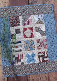 Temecula Quilt Company: Mini Mystery RevealedI hope you have had fun quilt...