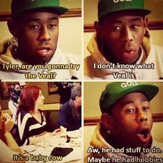 lol Tyler the Creator on The Show with Vinny