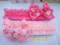 Freeshipping!! NEW double rose flower headbands/ baby/kids headband/ Hair…