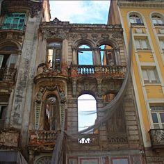 Old arquitetura  Lapa - Rio de Janeiro