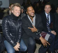 Jon Bon Jovi Photos - LIVESTAGE - For The Love Of Music Launch Event - Zimbio