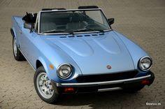 Fiat 124 Spider, Bmw, Cars, Vehicles, Autos, Car, Car, Automobile, Vehicle