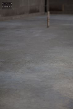 Concrete flooring - lithium silicate