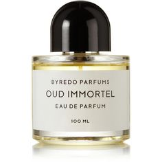 Byredo Oud Immortel Eau de Parfum - Incense & Tobacco Leaves, 100ml (885 BRL) ❤ liked on Polyvore featuring beauty products, fragrance, beauty, perfume, colorless, byredo, perfume oil, eau de parfum perfume, perfume fragrances and roll on perfume