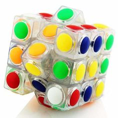 Transparent Magic Cube 3x3x3 Speed Puzzle Cube Game Toy Dot Shape Cubos Magicos Professional Puzzle Game Racing Kids Toys Gifts  BUY ON EBAY->http://www.ebay.com/itm/252744235071?ssPageName=STRK:MESELX:IT&_trksid=p3984.m1558.l2649