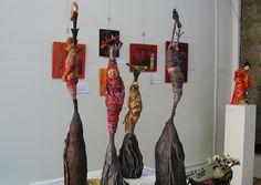 exhibition by empresswu designs, via Flickr