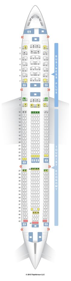 For your next Emirates flight, use this seating chart to get the most comfortable seats, legroom, and recline on . Emirates Airbus, Emirates Flights, Emirates Airline, Airline Flights, Airbus A330 200 Seating, Aeroflot Airlines, United Airlines, Aircraft, Air Lines