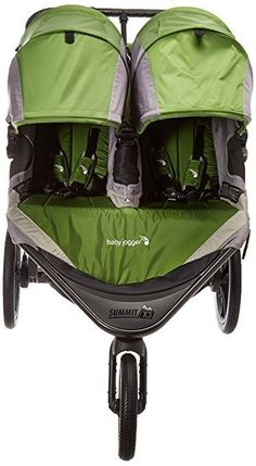Baby Jogger 2016 Summit X3 Double Jogging Stroller : The Baby Jogger 2016 Summit X3 Double Jogging Stroller is an innovative stroller with fantastic features for you and your kids. t can accommodate two 50 pounds children, making a total weight capacity of 100 lbs. It is one of my favorite strollers because of its great features.