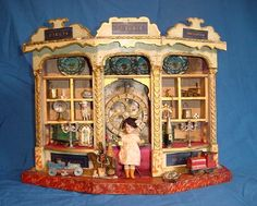 Small gift Shop fronts in europe | The toy manufacturers of France and Germany were the majorsuppliers of ...