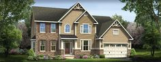 New Jefferson Square Home Model for sale at Fairwood in Bowie, MD