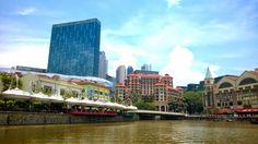 Apen matkat: Singapore, osa 5, vene retki ja Hopp On Hopp off bussi