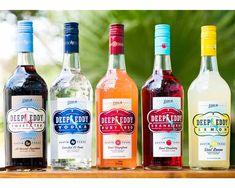 Best Brands of Cheap Vodka for the Frugal Drinker: Deep Eddy Vodka Cheap Liquor, Cheap Vodka, Wine And Liquor, Vodka Recipes, Wine Recipes, Best Vodka Brands, Best Flavored Vodka, Grapefruit Vodka, Liqueurs