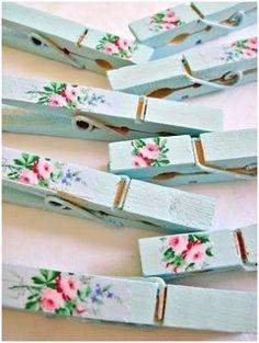 Jak originálně využít kolíčky na prádlo? | Bydlení pro každého