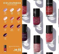 Nailpolish Colourbox| By Oriflame cosmetics ♥MB