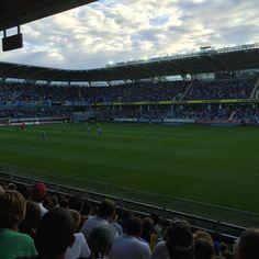 140602 - Häcken-IFK 1-1