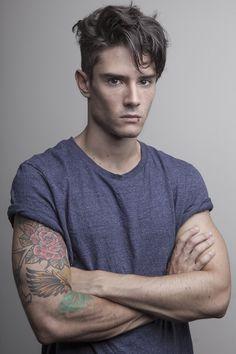 """jakubkoziel: """" Diego @ Established Models by Jakub Koziel breezyashell """""""