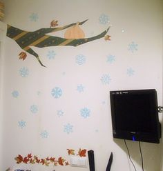 Papiroflexia. Diy, Frozen, Home Decor, Recycling, Craft, Paper Snowflakes, Noche Buena, Bedroom Layouts, Holiday Ornaments