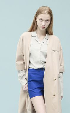 I really do not like that coat, but I LOVE the colors here.  So, so lovely. <3