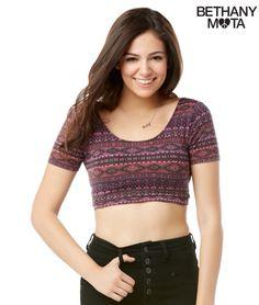 Bethany mota clothing line