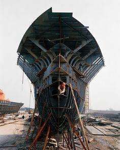 Edward Burtynsky - Photography of China