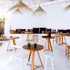 Le bar de la piscine de l'hôtel #hotel #mikonos #hotelsangiorgio