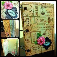 Wedding Junk Journal