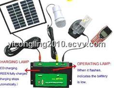 Solar Lighting Kit with Mobile Charging - China solar lighting, JUTA Solar Lights, Science And Technology, China, Kit, Lighting, Garden, Garten, Light Fixtures, Solar Lanterns