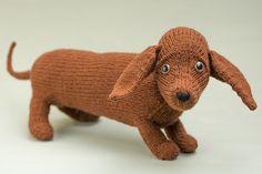 Insanely adorable! Ravelry: Poklon pattern by Ysolda Teague