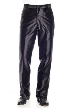 Circle S Black Swedish Knit Dress Ranch Pants