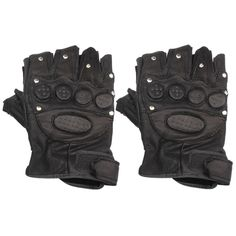 1 Pair Bicycle Gloves Motorcycle Bike Military Riding Cycling Half Finger Gloves Mittens Outdoor Sports Gloves BHU2