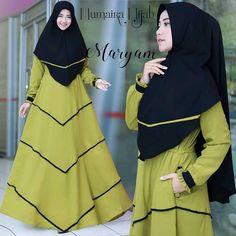 Maryam by Humaira Hijab Abaya Fashion, Muslim Fashion, Fashion Dresses, Hande Ercel, Hijab Dress, Happy Shopping, Lyrics, Songs, Sewing