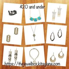 The Jewel Box By Myesha   an online jewelry boutique  https://thejewelbox.kitsylane.com/  #fashion #style #statementpieces #jewelry #accessories  Love this!