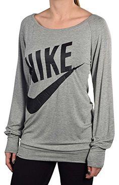 Nike Womens Limitless Long Sleeve Shirt Grey Nike http://www.amazon.com/dp/B00RDMQ8QI/ref=cm_sw_r_pi_dp_p0a4ub1R3AVMD