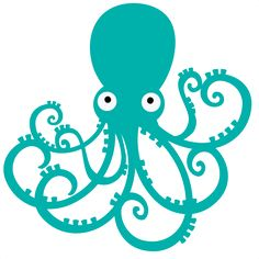 Octopus SVG file for scrapbooking octopus svg cut octopus cutting files for scrapbooks free svgs