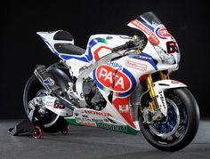 Jonathan Rea's Honda, Australian WSBK test and race, 2014. WSBK 2014
