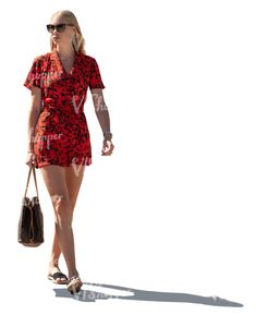 cut out sidelit woman in a red jumpsuit walking Cut Out People, Stock Imagery, Red Jumpsuit, Walking, Photoshop, Rompers, Poses, Woman, Architecture