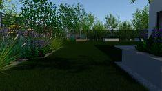 garden architecture, garden design 4K GARDEN VISUALIZATION